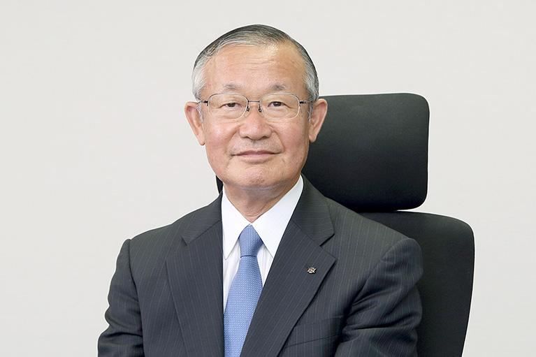 代表取締役社長 仙頭靖夫