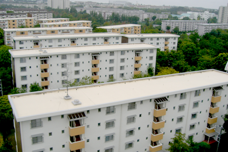 豊ヶ丘2-1住宅