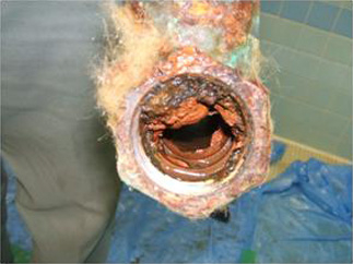 給水管劣化調査02