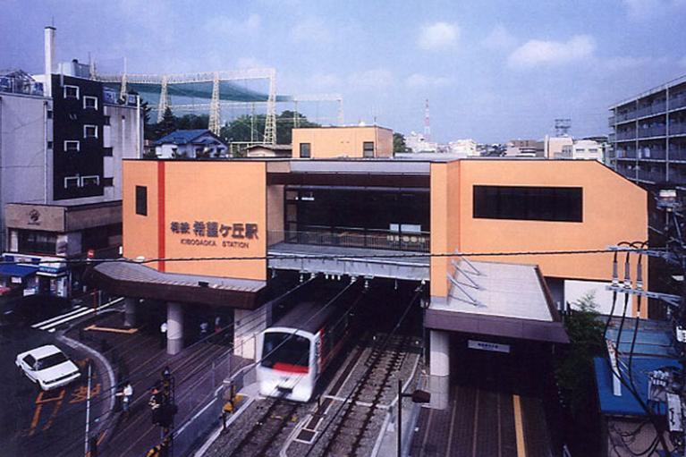 駅舎・駅関連施設